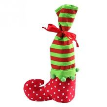 Hot Sell Cute Christmas Stocking Full Of Festive Atmosphere Popular Holiday Items-5