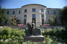 Armstrong Browning Library, Waco