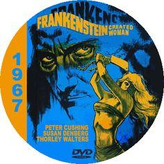 Frankenstein Created Women (1967)