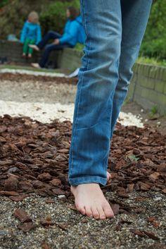 Blote Voeten pad @ Festival Lokale Schoonheid
