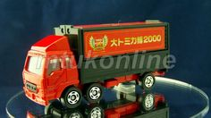 TOMICA 19 MITSUBISHI FUSO WING TRUCK | 1/102 | 30TH ANNIVERSARY 2000 EXHIBITION 30th Anniversary, Wings, Trucks, Ebay, 30 Year Anniversary, Track, Feathers, Truck, Cars