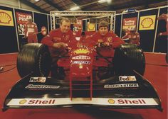 Shell Pitstop Challenge at the RDS Dublin. A while ago now.