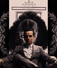 Jim Moriarty. Mr. Sex. Consulting Criminal.