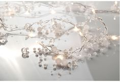 Airam Vella 40 -sisävalosarja Pearl Necklace, Pearls, Jewelry, String Of Pearls, Jewlery, Jewerly, Beads, Schmuck, Pearl Necklaces