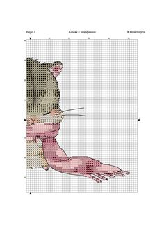 Fotografia Cute Cross Stitch, Cross Stitch Animals, Cross Stitch Charts, Cross Stitch Patterns, Cross Stitching, Cross Stitch Embroidery, Cross My Fingers, Cross Stitch Collection, Embroidery Designs