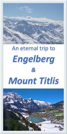 Engelberg | Mount Titlis | Snow | Glacier cave walk | Cliff walk | Skii | Snow peaks | Swiss Alps | From Lucerne | Switzerland | Europe | Trip | Day trip | Travel
