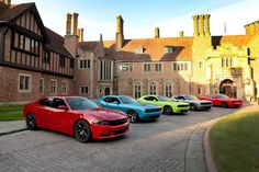 100th Anniversary 2015 Dodge Challenger Charger SRT R/T Hellcat https://www.facebook.com/TheMoparMusclePower/