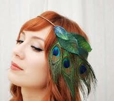 feather circlet - Google Search