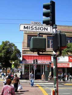 I love me some Mission District