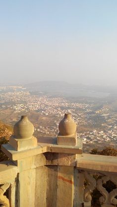 Superior view of udaipur