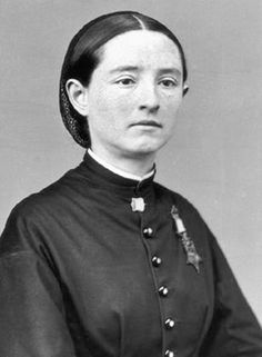 No Date: Dr. Mary Edwards was an American feminist who served and volunteered as the first woman surgeon in the U.S Army. During Civil War, she unwarily crossed enemy lines while helping wounded civilians and was held captive by confederate forces. Her selflessness made made her the only woman to receive the Medal of Honor.