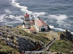 historic point reyes light house