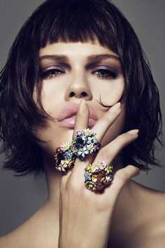 nuridroes:  DiorBeauty for Hia Magazine