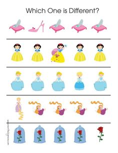 https://www.facebook.com/photo.php?fbid=1558980831041188 Kids Learning Activities, Infant Activities, Dots Game, Fairy Tale Theme, Fairy Tales, Disney Pixar, Worksheets, Cinderella, Preschool