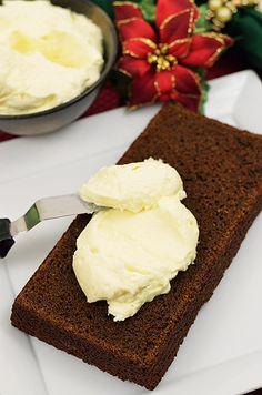 Paleo Gingerbread Cake