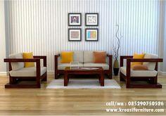 Kursi Tamu Modern Minimalis merupakan kursi tamu yang kami desain dengan konsep minimalis modern berbahan kayu jati solid dibalut jok yang berkualitas.