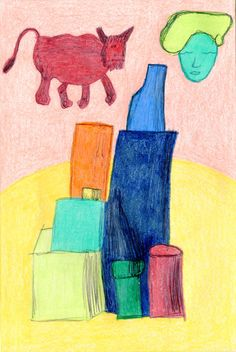 A drawing by Maranda Russell Outsider Art, Writer, Drawings, Artist, Painting, Writers, Artists, Painting Art, Sketches