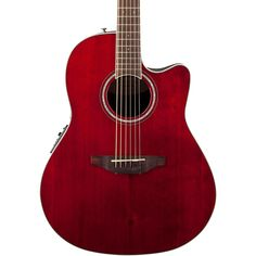 Celebrity Standard Mid-Depth Cutaway Acoustic-Electric Guitar