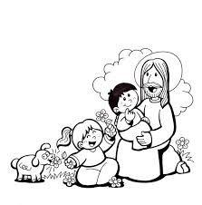 jesus y los niños - Buscar con Google                                                                               Más