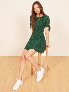 190 Best Outfits for girls images in 2019 Simple Dresses, Pretty Dresses, Casual Dresses, Short Dresses, Dresses Dresses, Cool Summer Outfits, Cool Outfits, Summer Dresses, Look Fashion