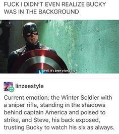 Captain America: Civil War Steve and Bucky