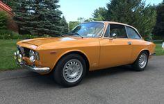 1967 Alfa Romeo Giulia Sprint GT Veloce | Bring a Trailer