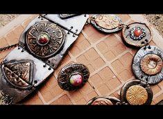 Indrani Handmade: Set de bijuterii unicat, handmade, de inspiratie m...