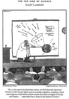 The Far Side by Gary Larson--and an old song. Cartoon Jokes, Funny Cartoons, Funny Comics, Far Side Cartoons, Far Side Comics, Funny Puns, Wtf Funny, Funny Stuff, Funny Shit