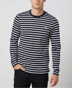 Fred Perry Long Slee