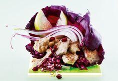 Kaaliwrap: Punainen paroni | Kuntoplus.fi Baron, Pesto, Protein, Wraps, Lunch, Den, Food, Florence, Eat Lunch