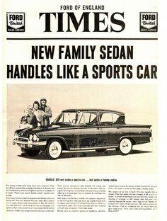 1962 Ford Consul 315 (Canada)