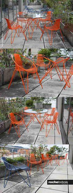 Mesa de comedor diapo diseño rené bouchara y silla dyna diseño ...