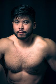 alessandrocalza:   HOWIE TUNG - 浩雲 | Beardy Goodness
