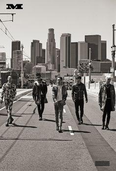 BigBang  'Made series: M' Photo from Melon.