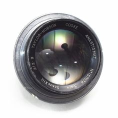 Taylor Hobson Cooke 5 inch 127mm F2.9 Fast Large Format LENS 3X4 Series XIII GC