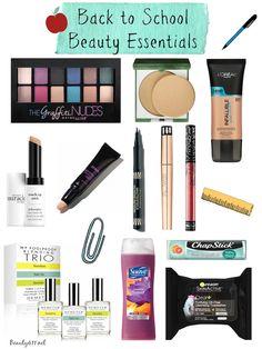 Back to School Beauty Guide! – Beauty411