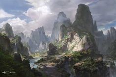 Discover the Art of KD Stanton, a Chinese Freelance Artist...