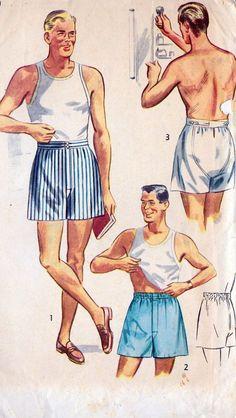 7e1095eb6 15 Best Vintage Men s Underwear Ads images