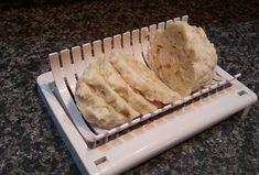 Houskové knedlíky bez kynutí - výborné a jednoduché - Recepty.cz - On-line kuchařka Bread Dumplings, Dairy, Cheese, Food, Essen, Meals, Yemek, Eten