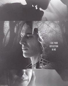 Delena - The Vampire Diaries. ♥