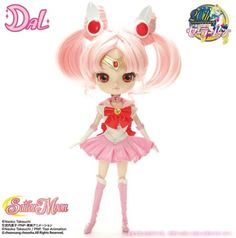 Sailor Chibi Moon DAL Doll $195.00 http://thingsfromjapan.net/sailor-chibi-moon-dal-doll/ #sailor moon doll #pullip doll #Japanese anime stuff #anime