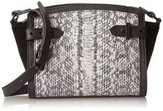 Vince Camuto Robyn Cross Body,Black/Black Combo,One Size Vince Camuto