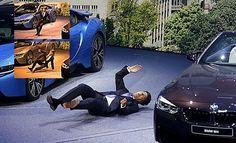 رئيس بي أم دبليو التنفيذي الجديد يترنح وينهار - http://mtm.am/g3483