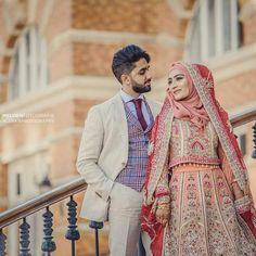 """ถูกใจ 698 คน, ความคิดเห็น 15 รายการ - Muslim Wedding Ideas {105k} (@muslimweddingideas) บน Instagram: """"Stunning work! Haute couture by Indonesian designer @anniesahasibuan for New York Fashion Week.…"""""""