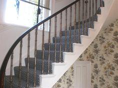 Staircases Installation Gallery - Stark Carpet UK
