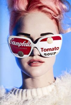 Campbell's Soup Can Sunglasses