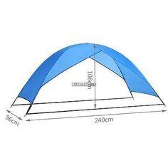 Outdoor-Beach-Furniture-Cabana-Pop-Up-Tent-Umbrella-Sun-Shelter-Canopy-2-Person