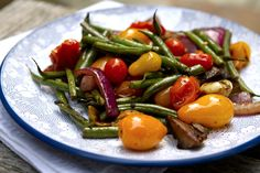 Balsamic Grilled Vegetables #recipe #health #diet