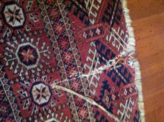 we clean any rug carries out repairs on all types of area and persian rugs