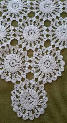 Not Your Grandma's Doily – Spectacular Suede Crochet Doily – Free Pattern Crochet Granny, Crochet Motif, Irish Crochet, Crochet Designs, Crochet Doilies, Crochet Flowers, Hand Crochet, Crochet Lace, Crochet Stitches